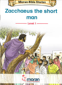 Zacchaeus the Short Man (Level 1)