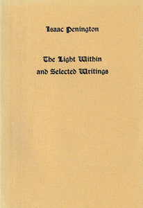 The Light Within and Selected Writings