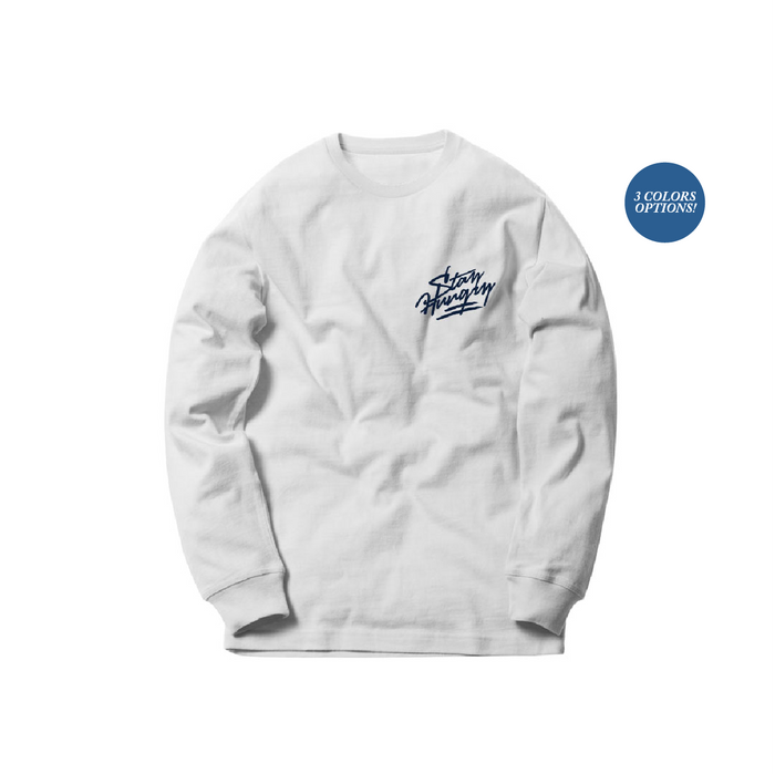 Double Hungry Long Sleeve