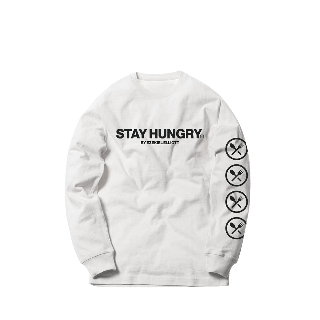 Zeke Stay Hungry Longsleeve Shirt