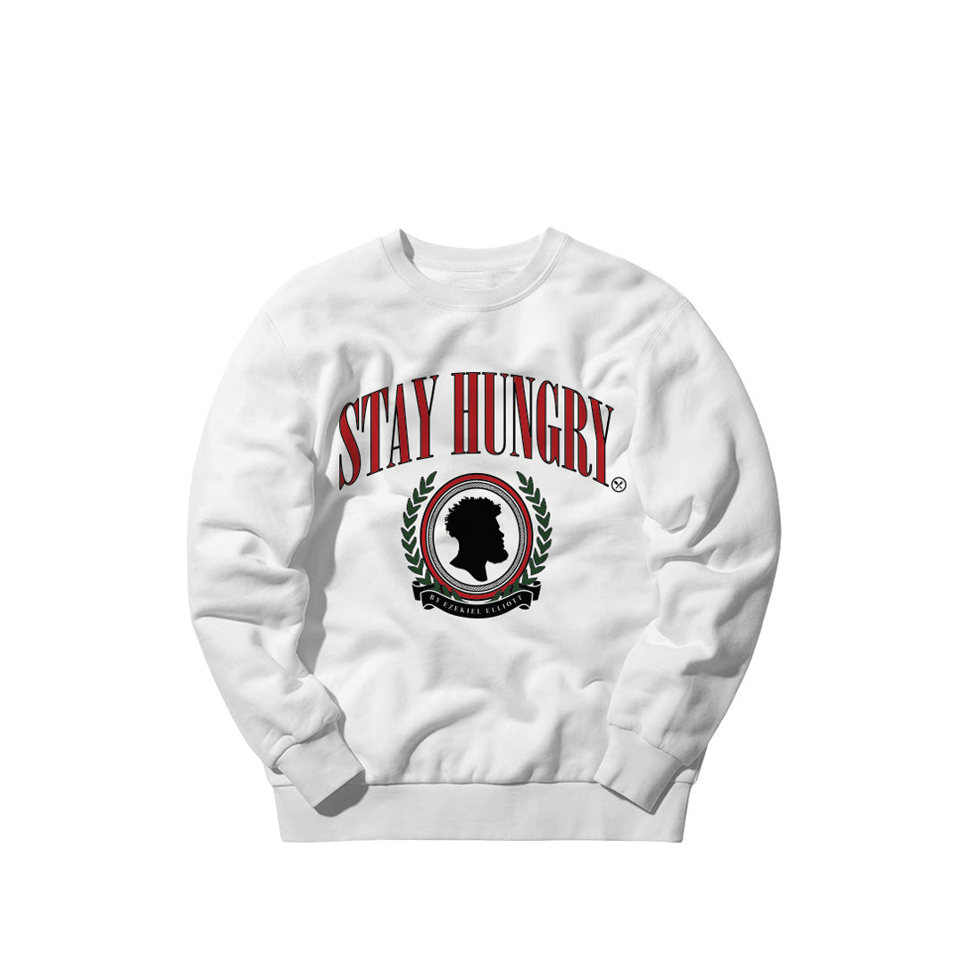Zeke Stay Hungry Sweatshirt