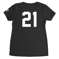 Black Shirt Zeke Women's