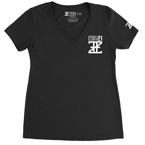 Zeke Shirt Women's Black