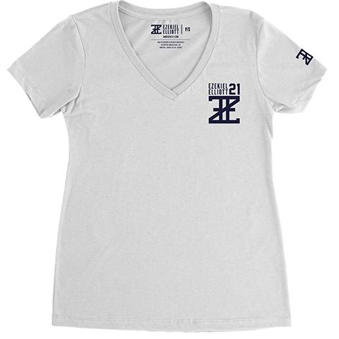 Women's Zeke Shirt White