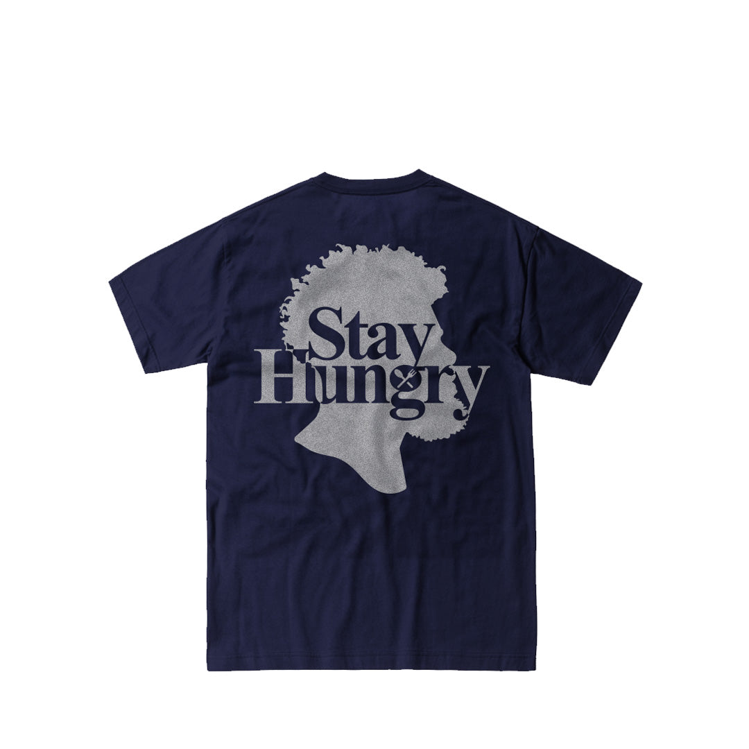 Zeke Stay Hungry Silhouette Shirt