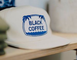 "M. Carter ""Black Coffee"" Hat - Marshall Goods"