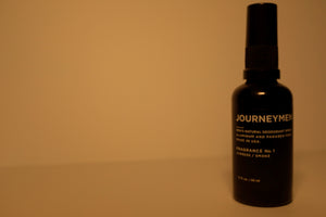 Journeymen Deodorant Spray