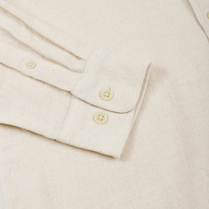 Corridor Natural Slub Twill LS