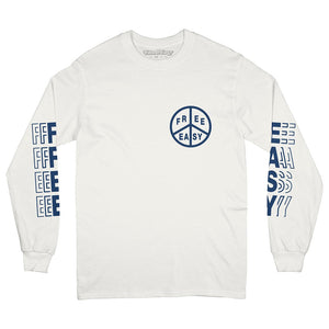 "Free & Easy ""No Place Like Home"" LS Tee"