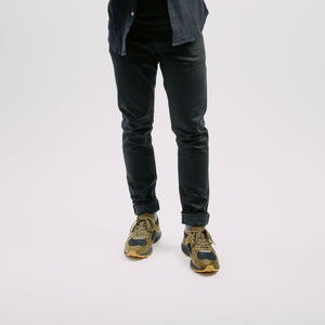 Coast Denim - Deep Cove Black Slim Super Taper