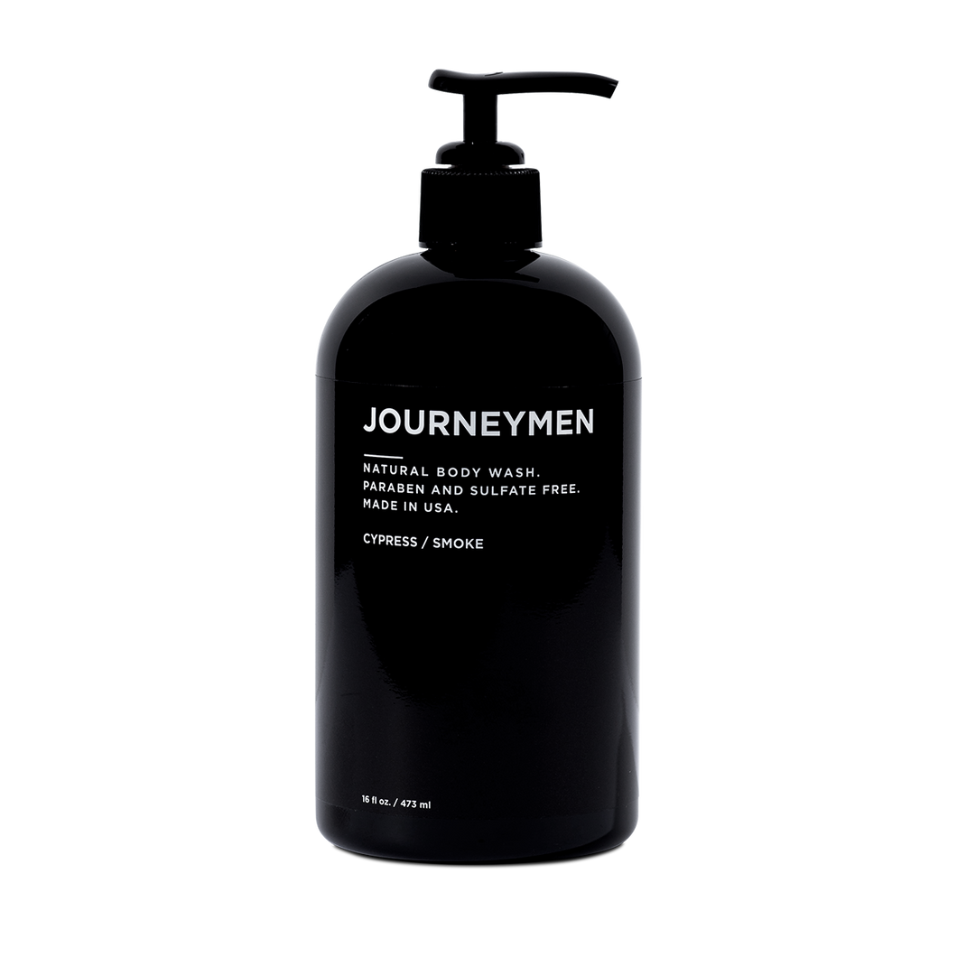 Journeymen Body Wash 16oz