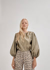 The Saint Blouse - Antique Gold