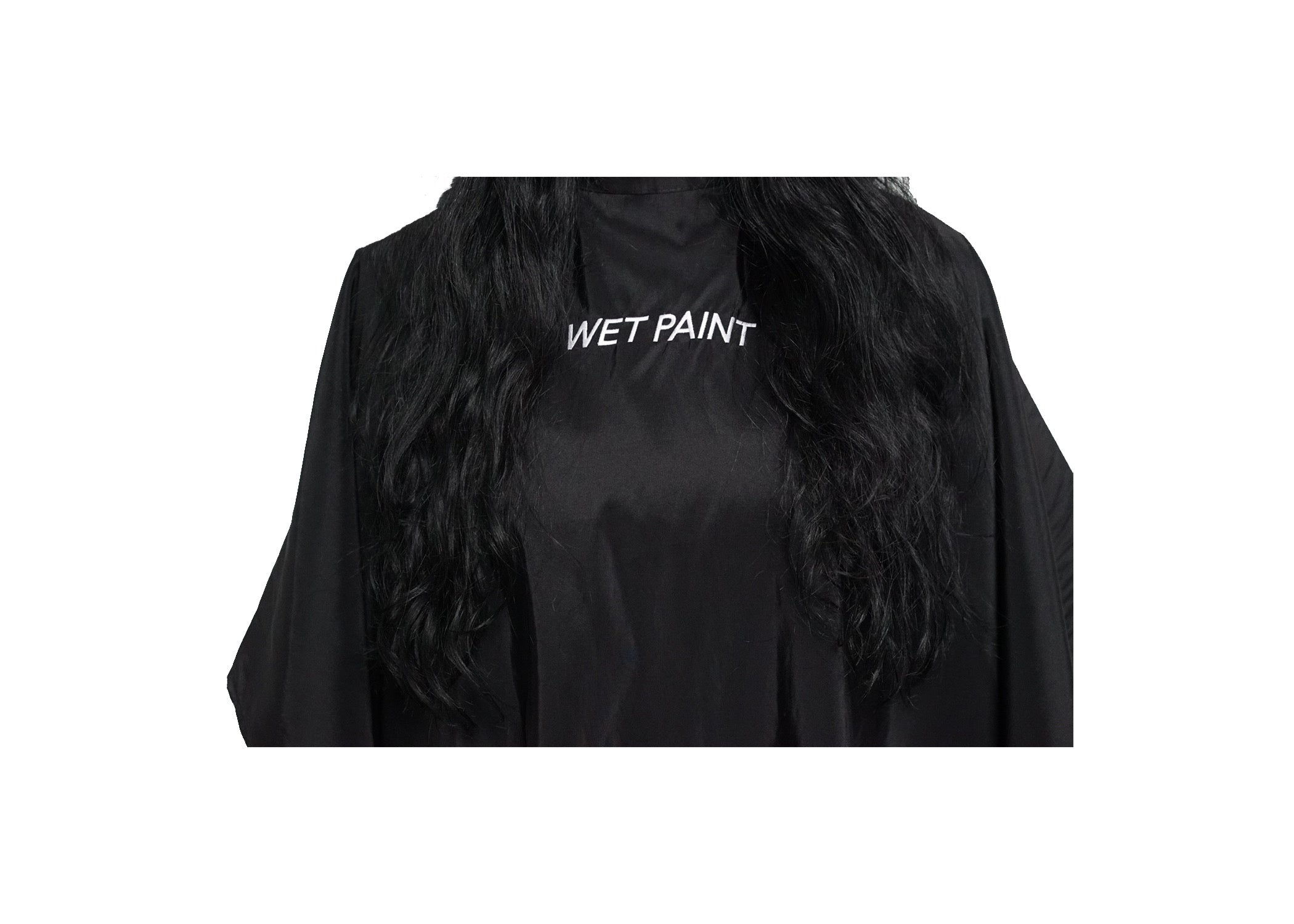 WET PAINT COLOR CAPE