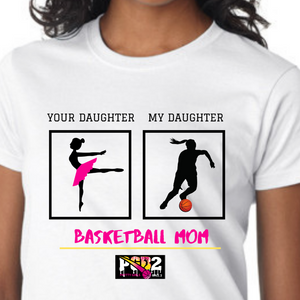 My Daughter vs Your Daughter Tee