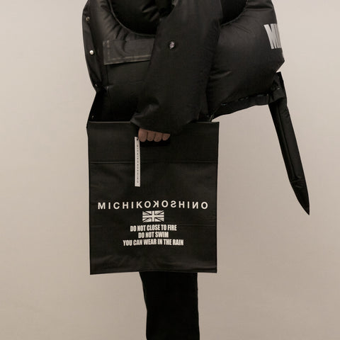 Michiko Koshino Limited Edition Bag - SWIM XYZ
