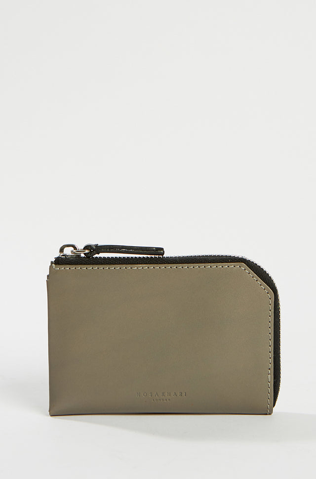 Stand Out Wallet - Grey, Nosakhari - SWIM XYZ