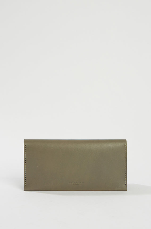 Addison Wallet - Grey, Nosakhari - SWIM XYZ