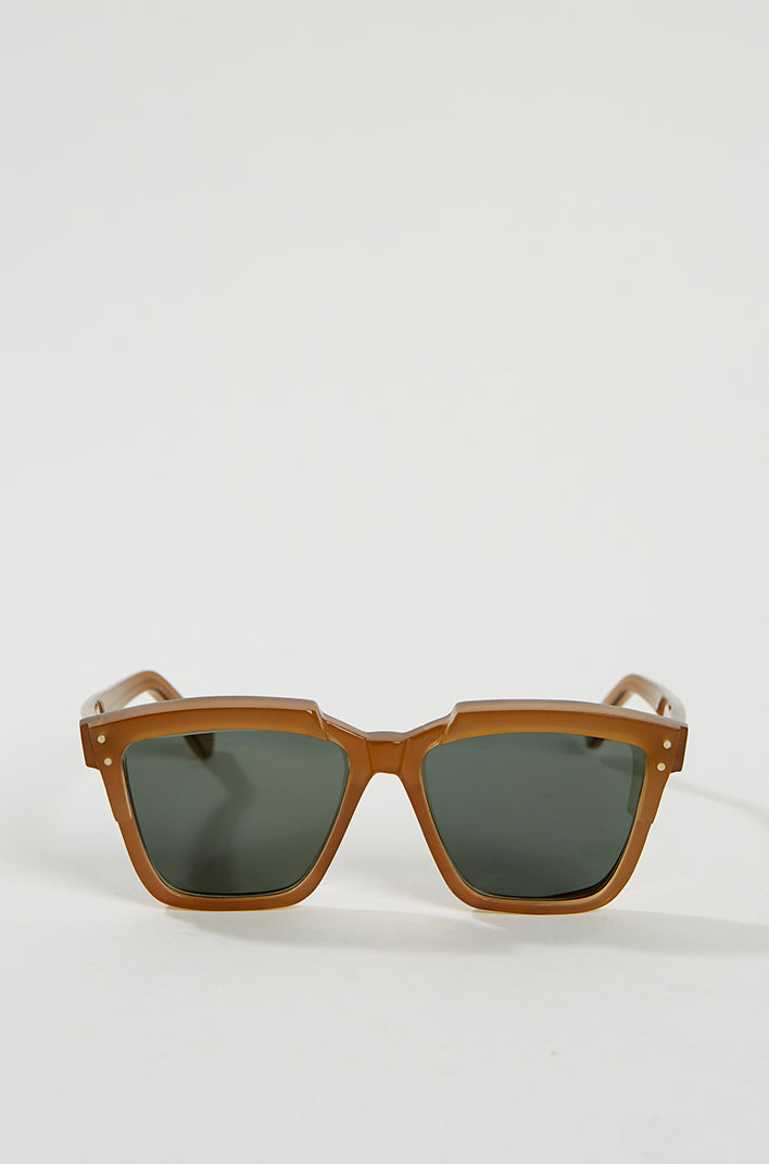 General Eyewear SUTURE Sunglasses - Brown, General Eyewear - SWIM XYZ