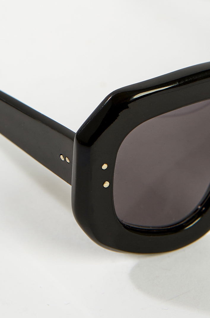 General Eyewear SUTURE Sunglasses - Polished Black, General Eyewear - SWIM XYZ