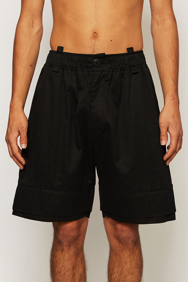 Wide Leg Shorts, Phoebe English - SWIM XYZ