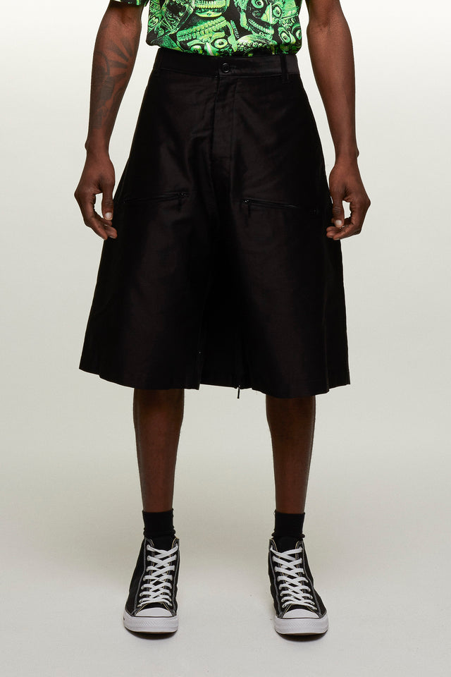 Wide Leg shorts, Michiko Koshino - SWIM XYZ