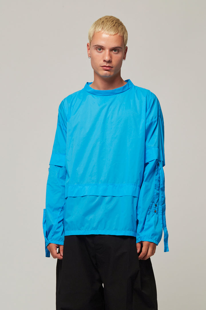 Long Sleeve Nylon Top, BERTHOLD - SWIM XYZ