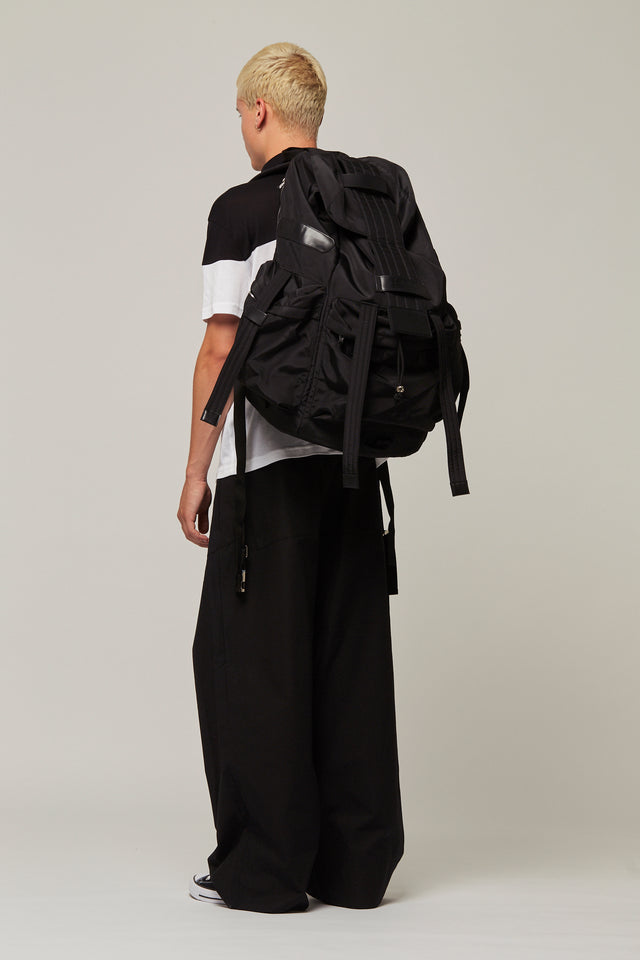 Oversized Backpack, KTZ - SWIM XYZ