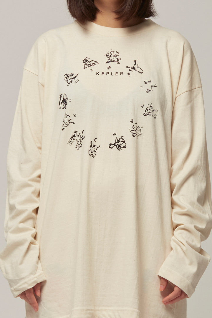 Long Sleeve Zodiac T-Shirt