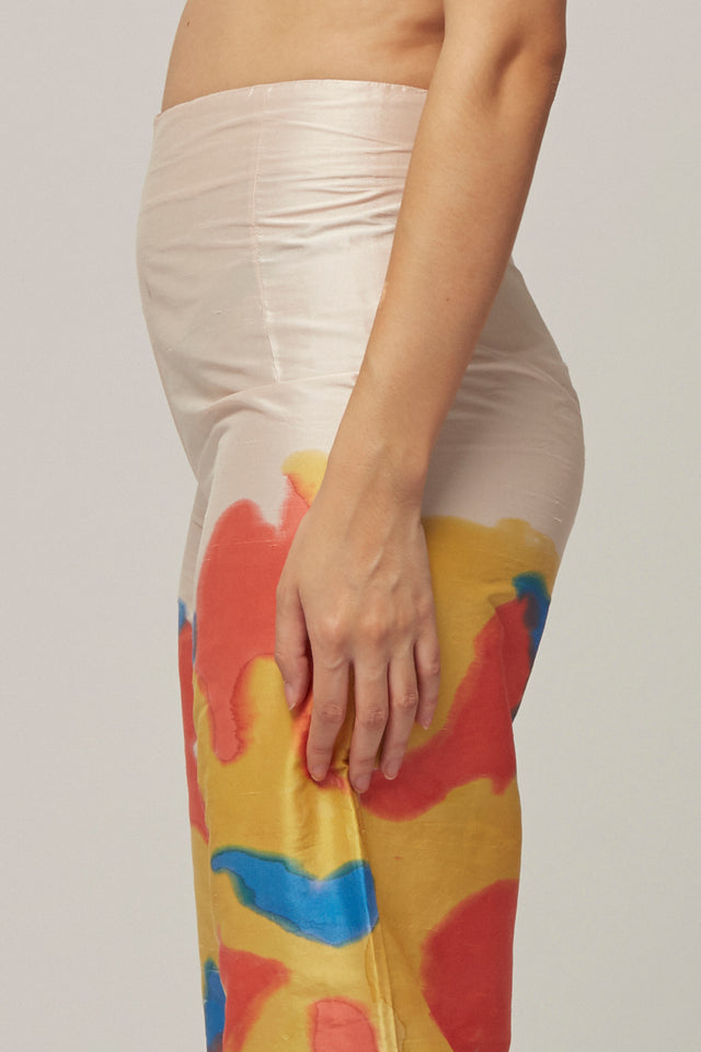 Hand Painted Trousers