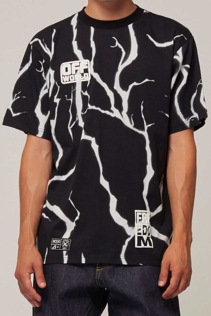 Off World T-shirt, KTZ - SWIM XYZ