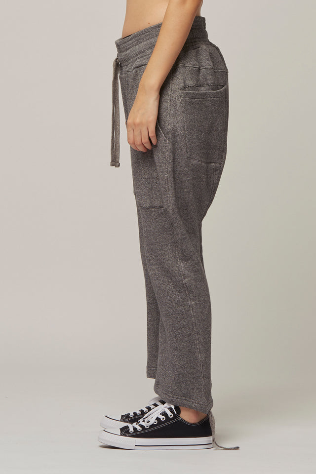 Drop Crotch Tracksuit Bottoms, Michiko Koshino - SWIM XYZ