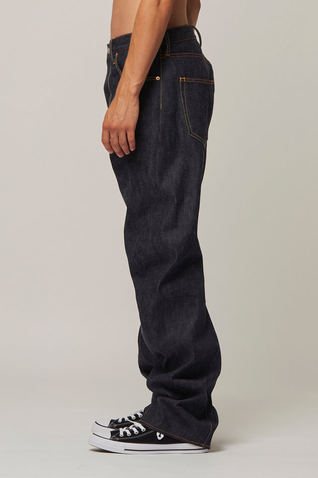 Yen Jeans Twist Seams