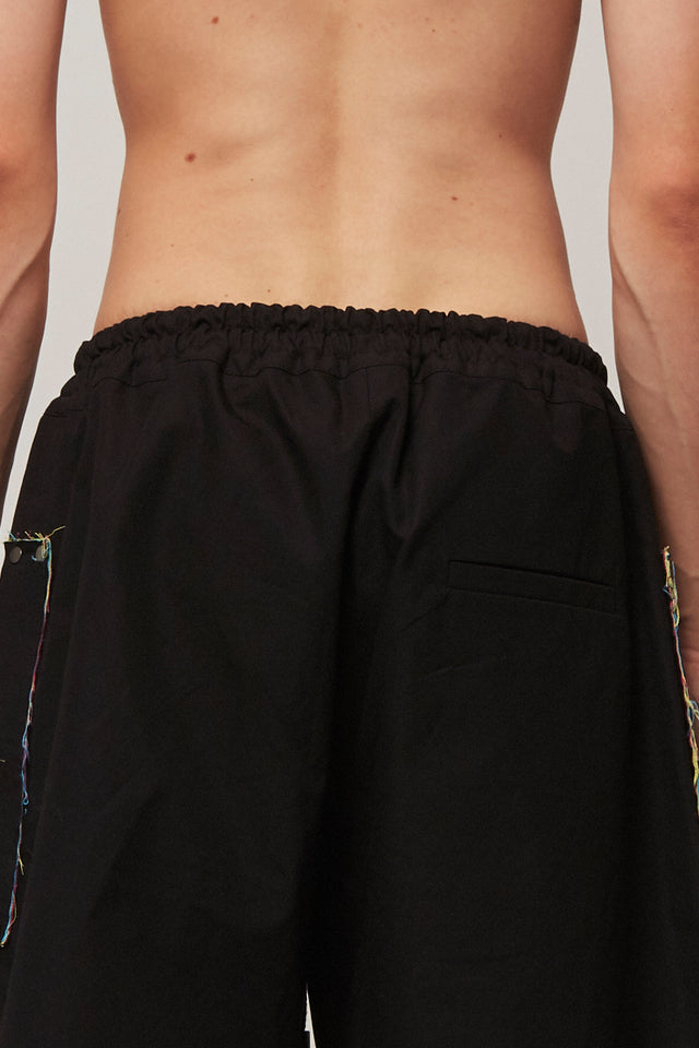 Raw Edge Pocket Shorts, BERTHOLD - SWIM XYZ