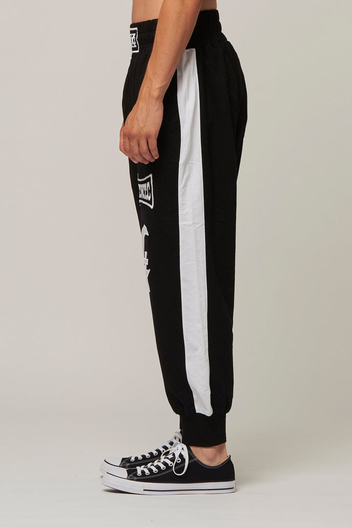 Jersey Graphic Tracksuit Bottoms, KTZ - SWIM XYZ