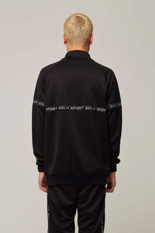 Logo Tape Tracksuit Top