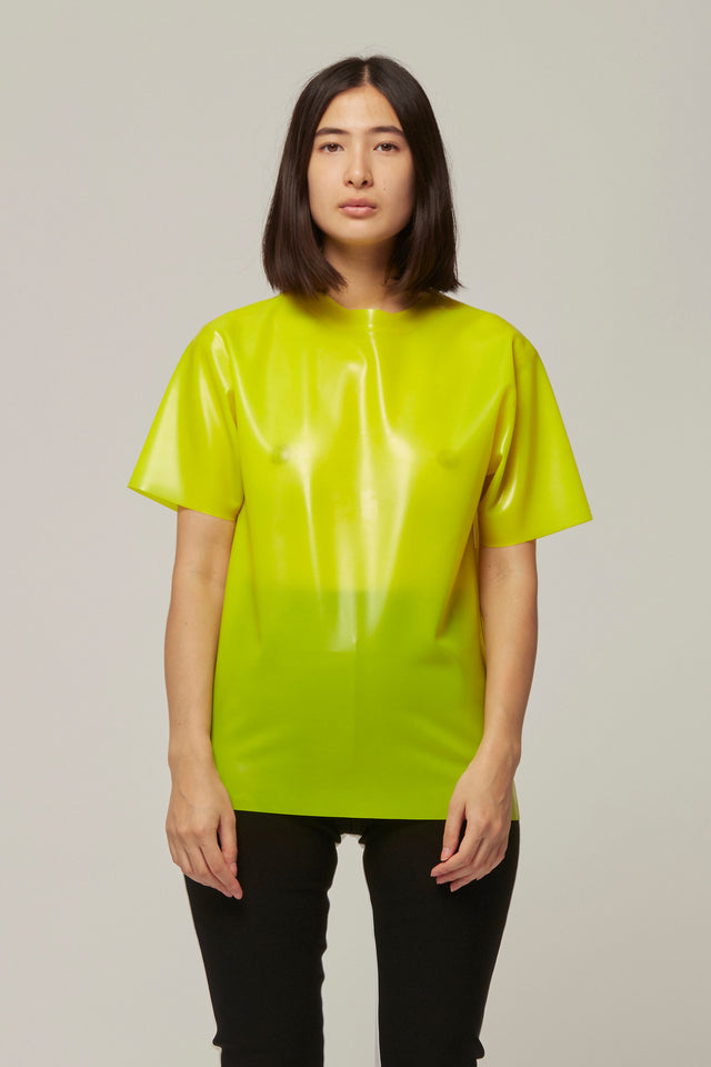 Neon Latex T-Shirt