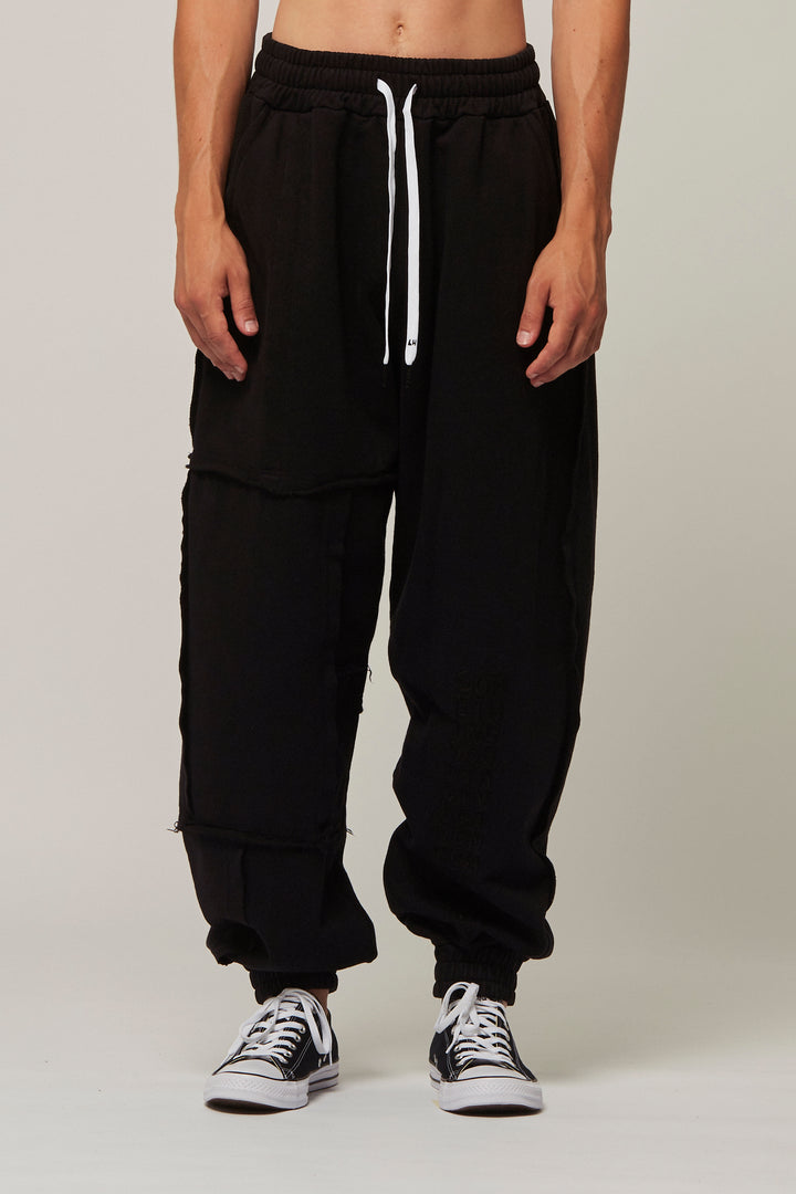 Raw Edge Panel Tracksuit Bottoms, Liam Hodges - SWIM XYZ