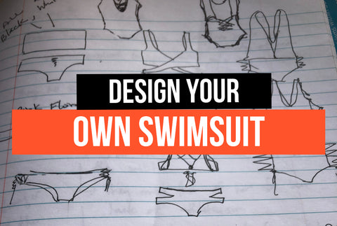 Design Your Own Swimsuit (Request A Quote)