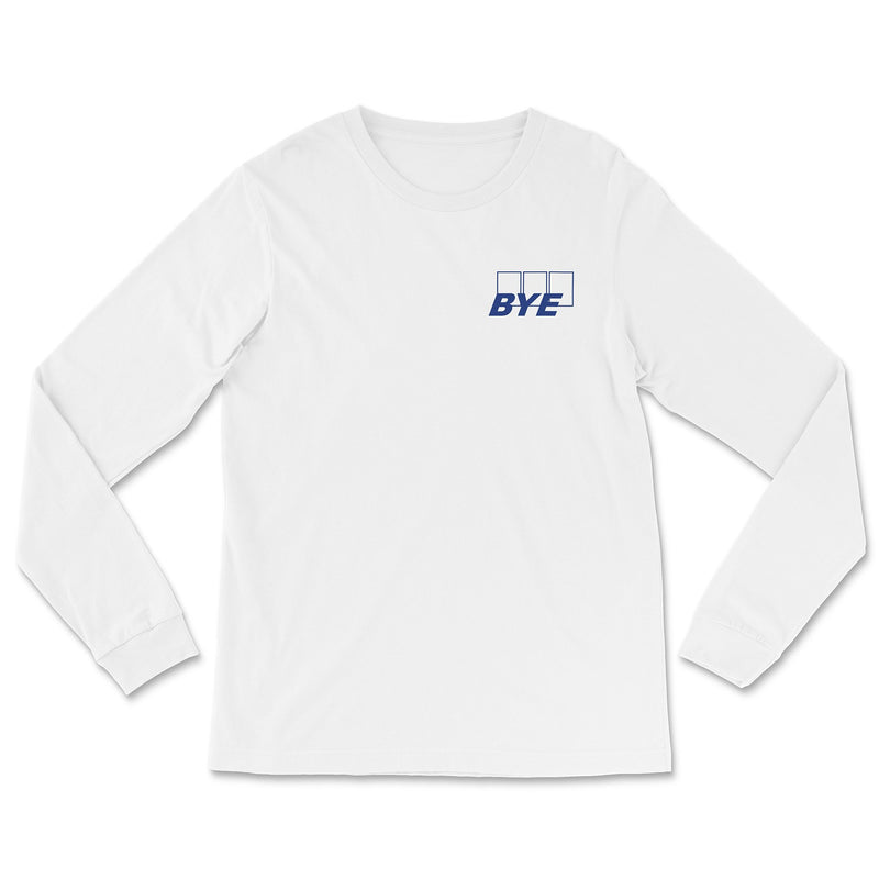 "KPMG ""BYE"" Long Sleeve"