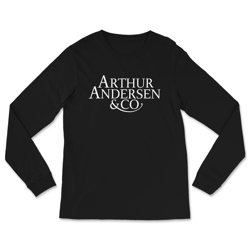 Arthur Andersen & Co Long Sleeve