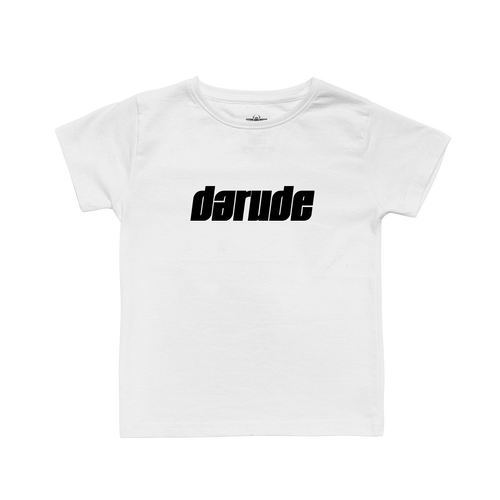 Darude Pure Waste T-shirt - Child - White