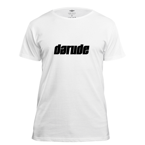 Darude Pure Waste T-shirt - Unisex - White