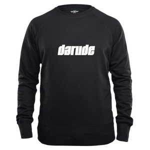 Darude Pure Waste Sweatshirt - Unisex - Black