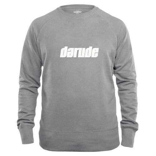 Darude Pure Waste Sweatshirt - Unisex - Heather Grey