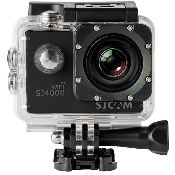 SJCAM SJ4000 WiFi - Camtec.is