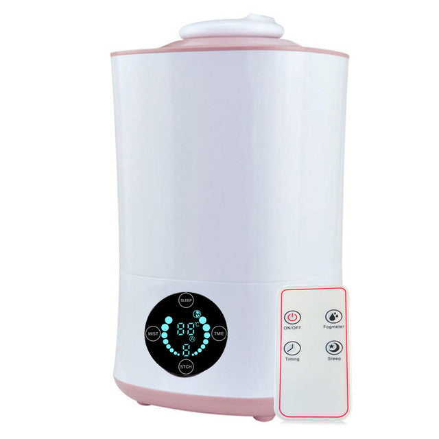 Aroma Essential Oil Diffuser Ultrasonic Cool Mist Humidifier LED Night Light for Office Home Bedroom Living Room Yoga SPA