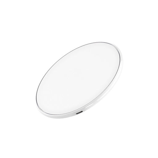 Universal Round Wireless Fast Charger Wireless Charging Pad for iPhone X iPhone 8 and More Qi-Enabled Devices