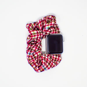 #1 Plaid Scrunchie Watch Band
