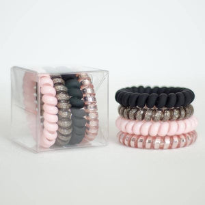 134 Sweet Sixteen hair ties set of 4