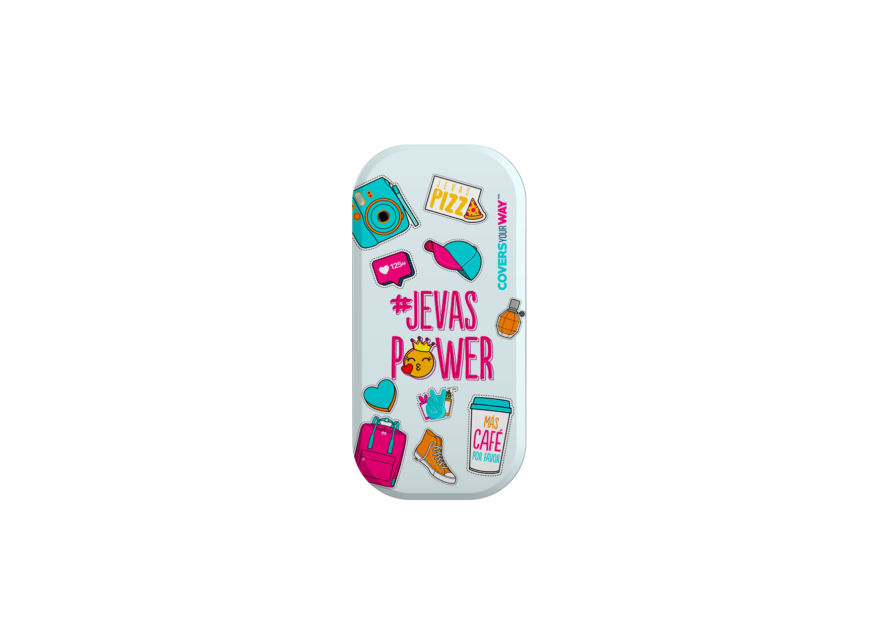 #JevasPower... it's back! ClickIt